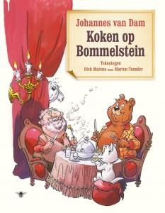 Dam Johannes van _ Koken op Bommelstein_klein