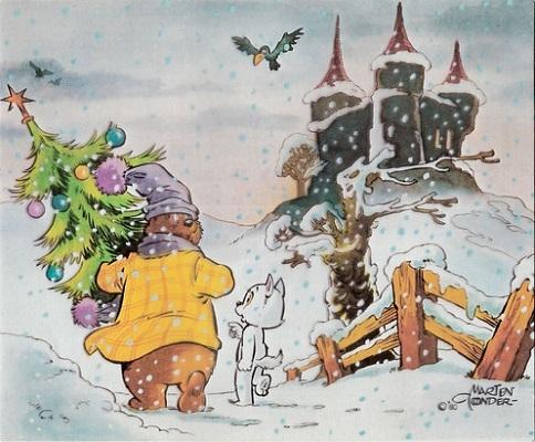 Kerstkaart 1996