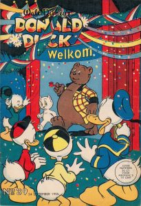 Donald Duck 1955 nr 39