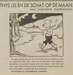 IJmuider CourIJmuider Courant Thijs IJs 5 nov 1934ant Thijs IJs 5 nov 1934