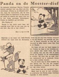 Introductie Panda