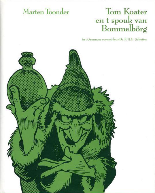 Tom Koater en t spouk van Bommelbörg