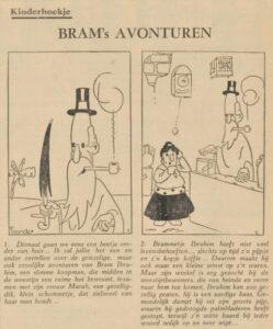 Bram's avonturen 6 feb 1933